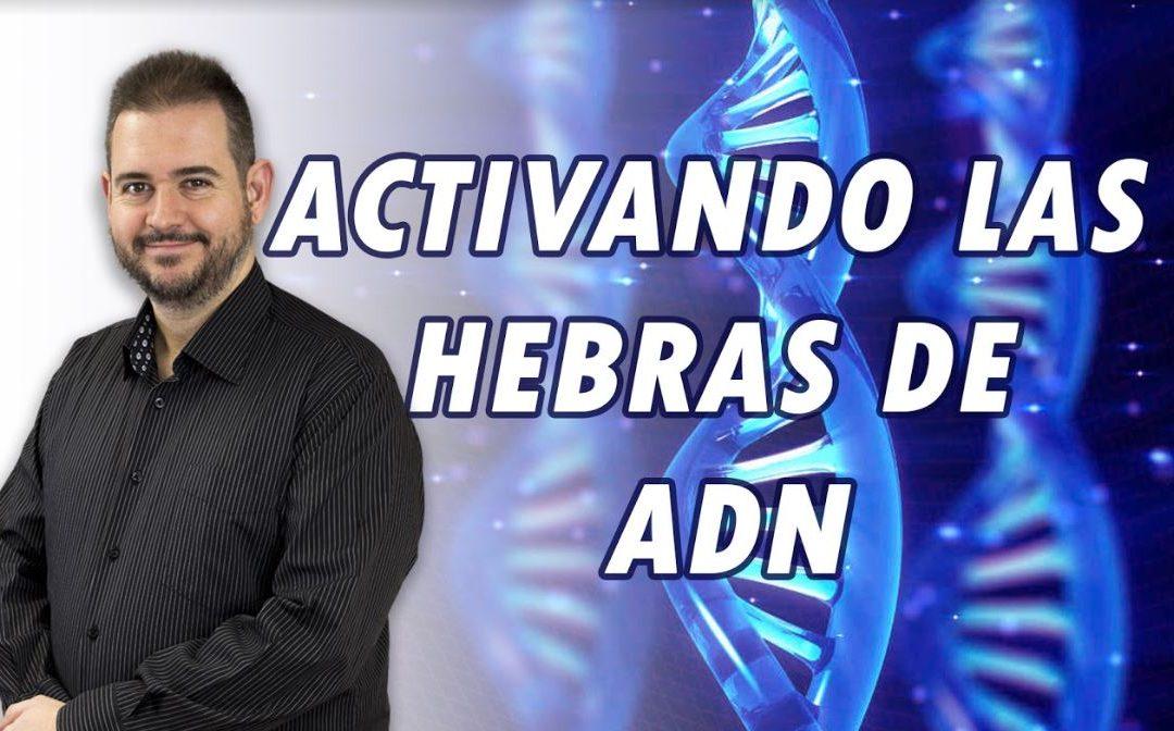 """Taller: """"Activando hebras de ADN"""", con Rubén Escartín"""
